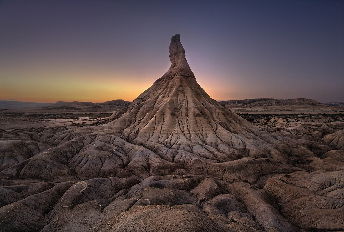 Bardenas Reales, Spain Photo Research, September 2014