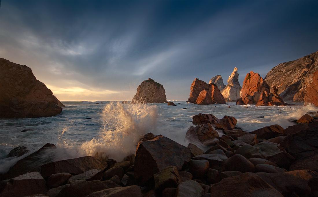 Praia da Ursa, Portugal Photo Tour, April 2017