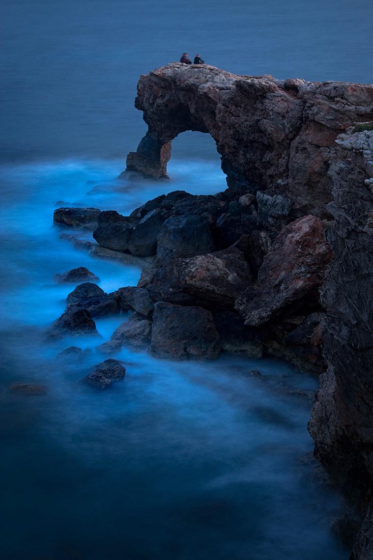 Rock arch, Malta Photo Research, March 2017