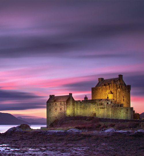 Eilean Donan Castle kw